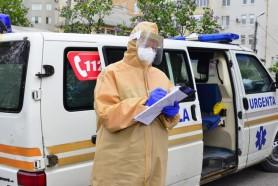 Scădere îmbucurătoare a cazurilor noi de COVID. În ultimele 24 de ore s-au confirmat 380 de teste