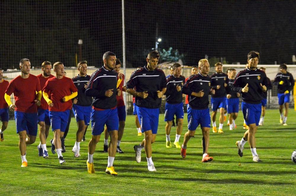 De Hramul orașului Chișinău, echipa Națională de fotbal va înfrunta Naționala Sloveniei pe stadionul Zimbru