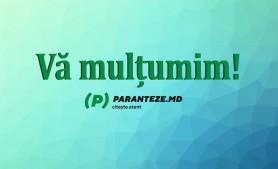 În ziua alegerilor moldovenii au optat pentru Paranteze.MD. Succesul nostru de pe 1 noiembrie