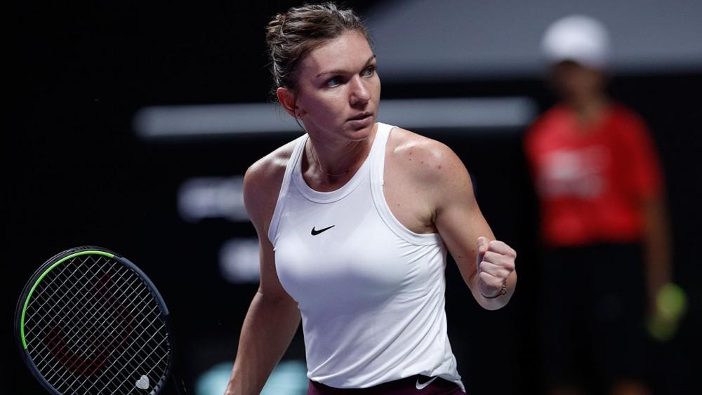 """Simona Halep, victorie spectaculoasă la Roland Garros. Și-a """"demolat"""" adversara"""