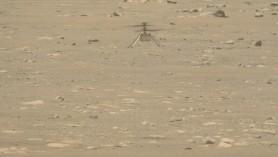 Cum sună pe Marte zgomotul făcut de elicele elicopterului Ingenuity
