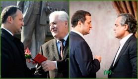 Vlad Filat despre alianța Dodon-Voronin: Așa ceva poate crea doar Vladimir Plahotniuc