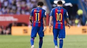Presat de Leo Messi să revină la Barcelona, Neymar s-a decis. France Football anunţă o lovitură de proporţii