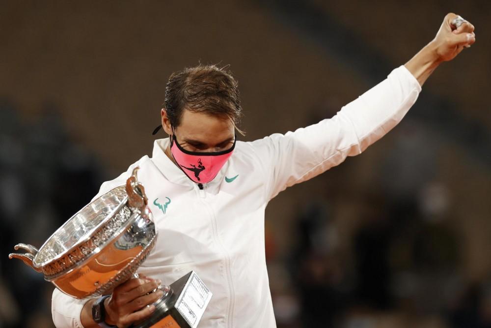 Mesajul emoționant transmis de Nadal dupa al 13-lea trofeu la Roland Garros