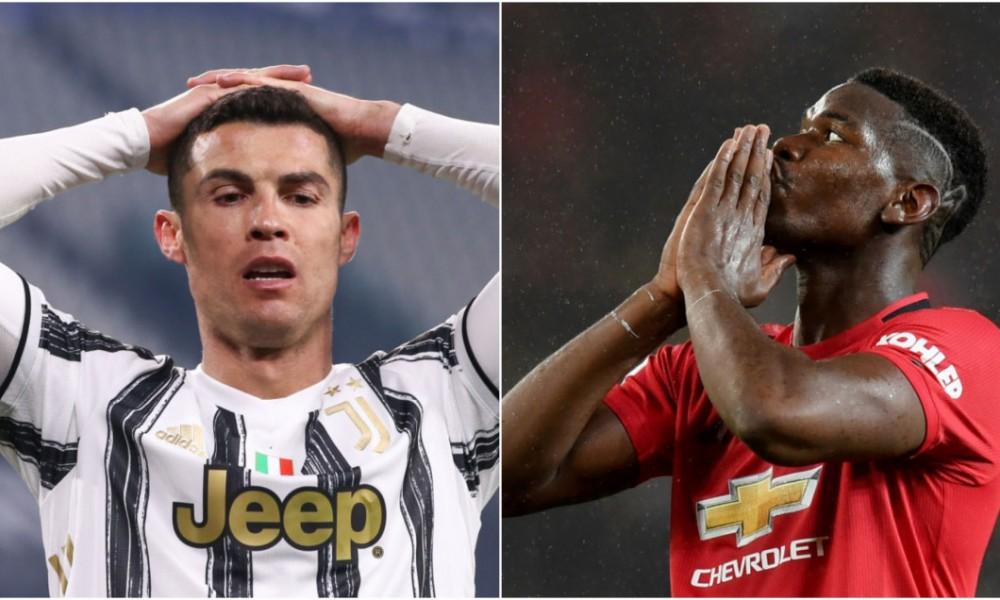 Ce lovitură! Cristiano Ronaldo, la schimb cu Paul Pogba! Anunțul presei italiene