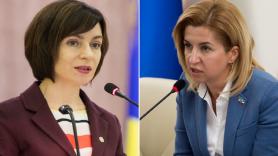 Guvernatoarea Găgăuziei iese la rampă să-i dea lecții Maiei Sandu